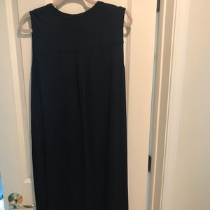 Eileen Fisher mock neck jumpsuit